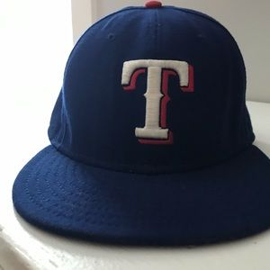 Texas Rangers Cap